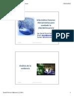 Sesión 4 - Introducción a la informatica forense
