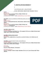 Lista Recitaluri Radu Stanca Si Martisor_2012