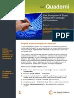 Idea Management & Project  Management