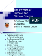 The Physics of Climate