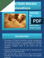 New Debt Innovations