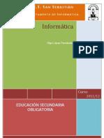 4ESO Informatica 2011-12