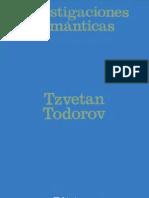 Todovov. Investigaciones semánticas