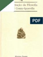 COMTE-SPONVILLE, André. Apresentação da filosofia