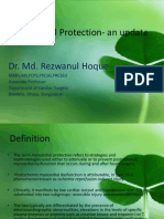 Myocardial Protection- An Update
