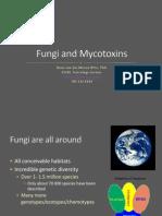 6- Fungi and Mycotoxins - Van Der Merwe