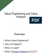 Value Engineering Ppt