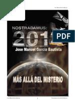 García Bautista Jose Manuel-Nostradamus 2012
