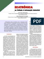 Mecatrônica - uma abordagem voltada a automação industrial