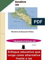 Presentación Costa Rica transversalidad