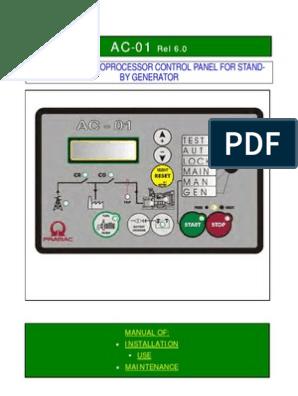 Pramac Generator AC01-MT-GB4 NEW_optimizada | Fonte de