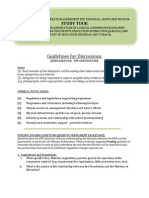 Guideline Questions