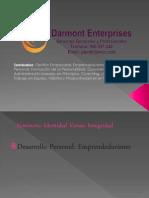 Desarrollo Personal y Emprendedurismo