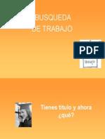 Presentacion Curricula