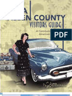 Official Lima Allen County Visitors Guide 2012