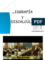 Discalculia y Disgrafía