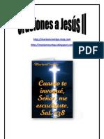 ORACIONES A JESÚS II | ALIANZA DE AMOR