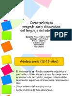 Discurso y PragmaticaLISTA
