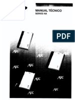 Manual Conmutador Samsung NX