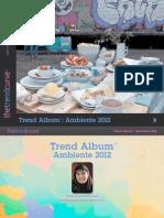 Trend Album™ Ambiente 2012 Sample