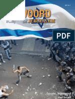 ICEJ - Afdeling Nederland nieuwsbrief 2011-1