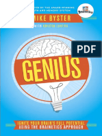 Genius by Mike Byster - Excerpt