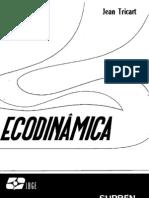JEAN TRICART - ECODINÂMICA