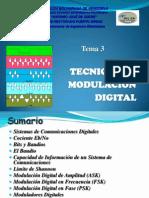 Tema 3 Modulacion Digital