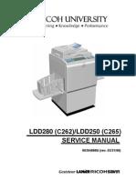 C262, C265 Service Manual