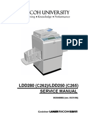 C262, C265 Service Manual | Battery (Electricity) | Image