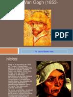 Vincent Van Gogh. Jaime Botello Valle