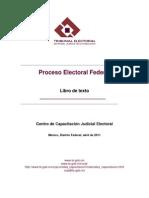 Libro Proceso Electoral