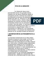 ÉTICA DE LA LIBERACIÓN