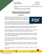Resolución 01-2012-PR-CCNNNAE