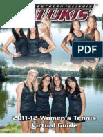 Saluki Tennis Media Guide