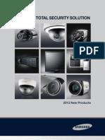 2012 Samsung Product Catalog