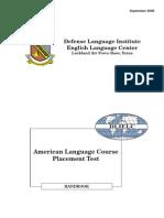 ALCPT Handbook