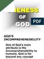 Oneness of God - Night Service - Abridged Sep 25, 2011