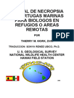Manual de Necropsia de Tortugas Marinas