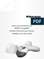 MS9535 User & Installation Guide