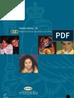 Paediatric Dentistry Uk1999