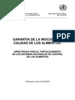 4. Spanish_Guidelines_Food_control- Codex - MATERIAL de REVISION
