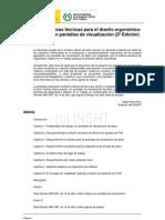 Ergonomia - Normas Tecnicas PVD