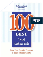 100 Best Greek Restaurants in America
