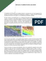 Mineria Metalica y Su Impacto en El Salvador - Dra D. Larios