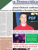 Folha Democratica Pag 1 Abril 2012