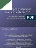 Riesgos y Aspectos Negativos de Las TIC