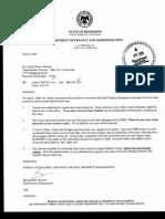 Deviney Contract 2006