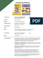 Jolly Grammar 1 Pupil & Teacher's Book_JG 1 Pupil & Teacher's Book