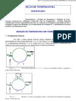 Medição de Temperatura - Termopar - UFRGS